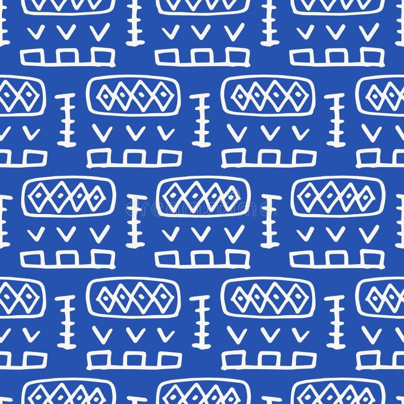 Free Tribal Boho, Native American Seamless Pattern Stock Image - 188848591