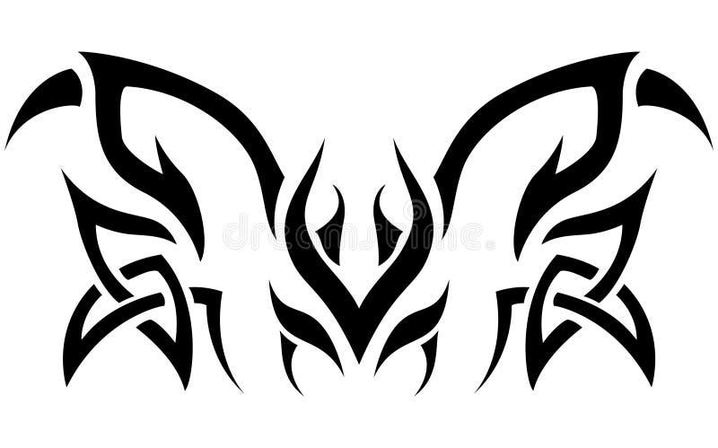 Download Tribal Design stock vector. Image of representational - 8089389