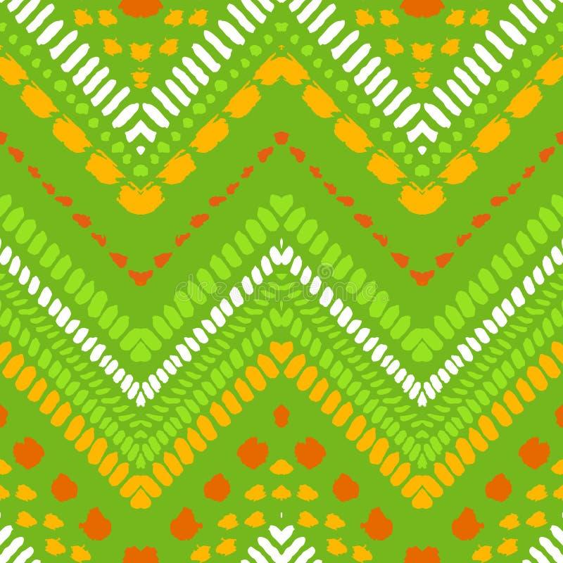 Free Tribal Ethnic Seamless Pattern Stock Photos - 89993143