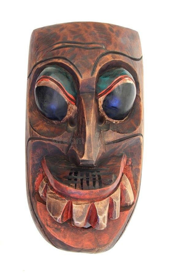Download Tribal Mask Royalty Free Stock Image - Image: 22574356