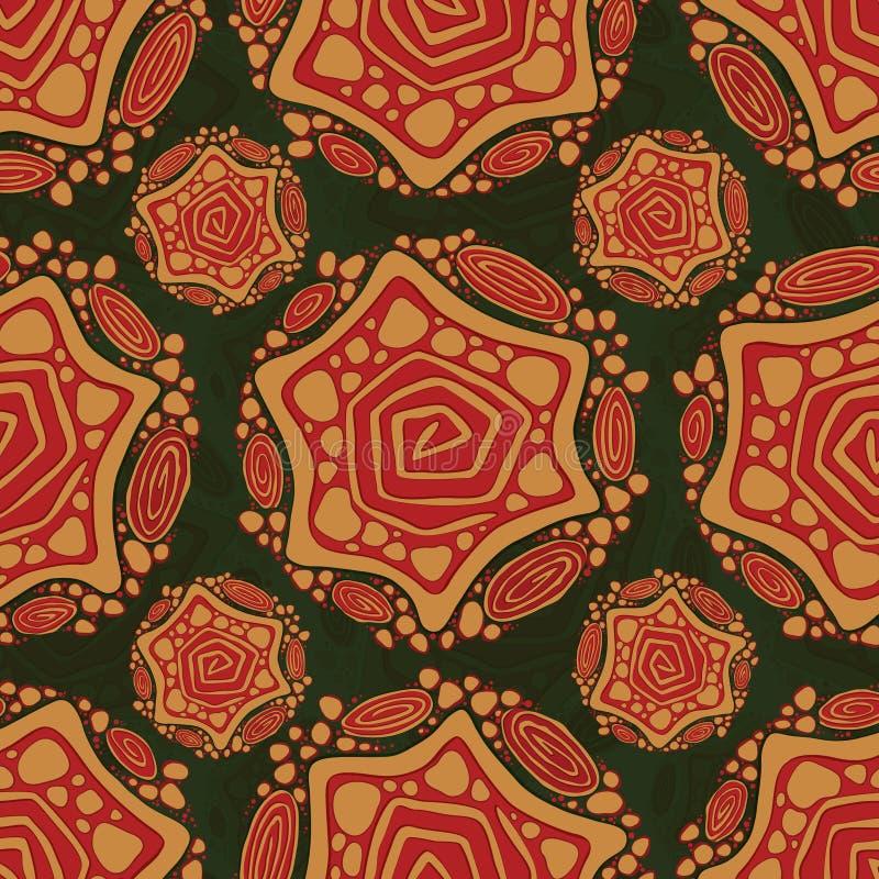 Download Tribal pattern stock vector. Illustration of dark, ethnic - 21456351