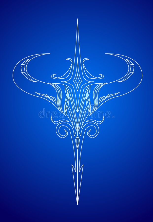 Download Tribal Tattoo Stock Photo - Image: 6564710