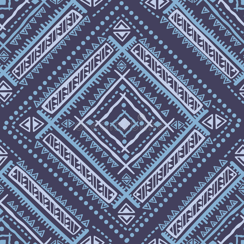Download Tribal Vintage Ethnic Pattern Seamless Stock Photo - Image: 34885200