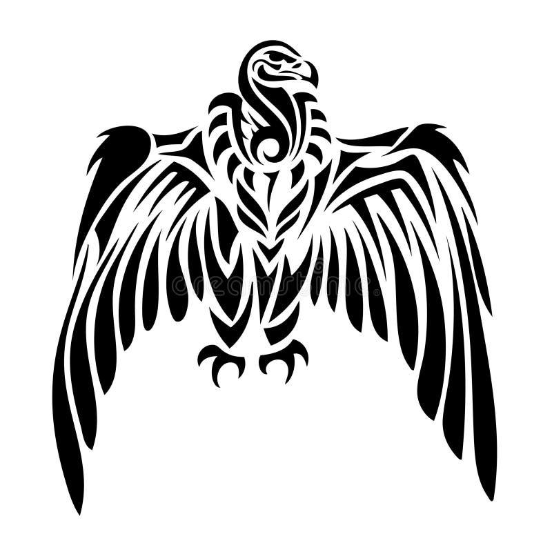 Tribal Vulture Stock Image