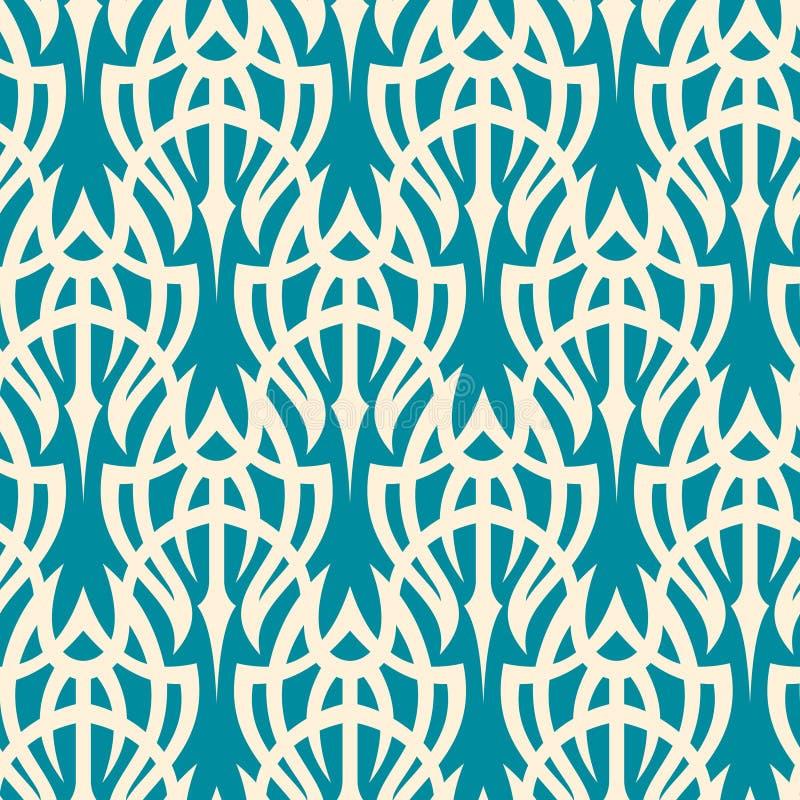 Tribal wallpaper royalty free stock image