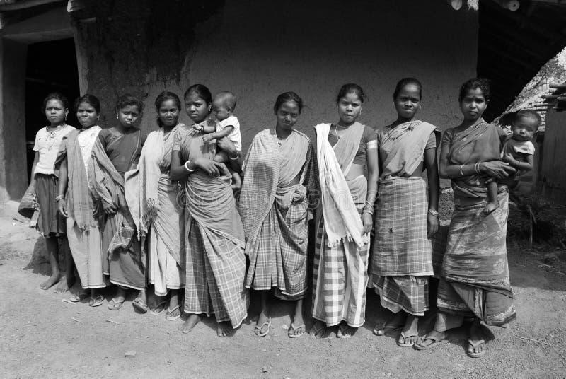 Tribal women in India