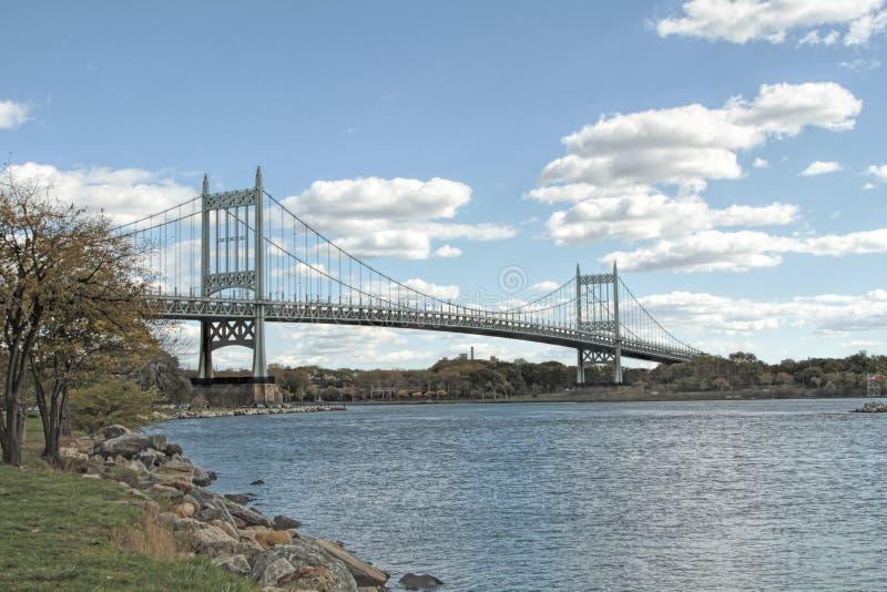 Triborough Bridge, Robert F. Kennedy Bridge royalty free stock image