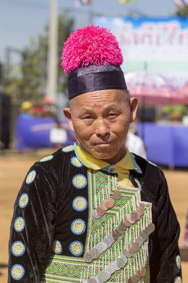 Tribos de s Hmong do ano novo ' fotos de stock royalty free
