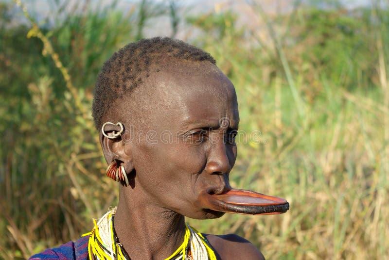 Muito Tribos Do Vale De Omo Em Etiópia Fotografia Editorial - Imagem de  UU75