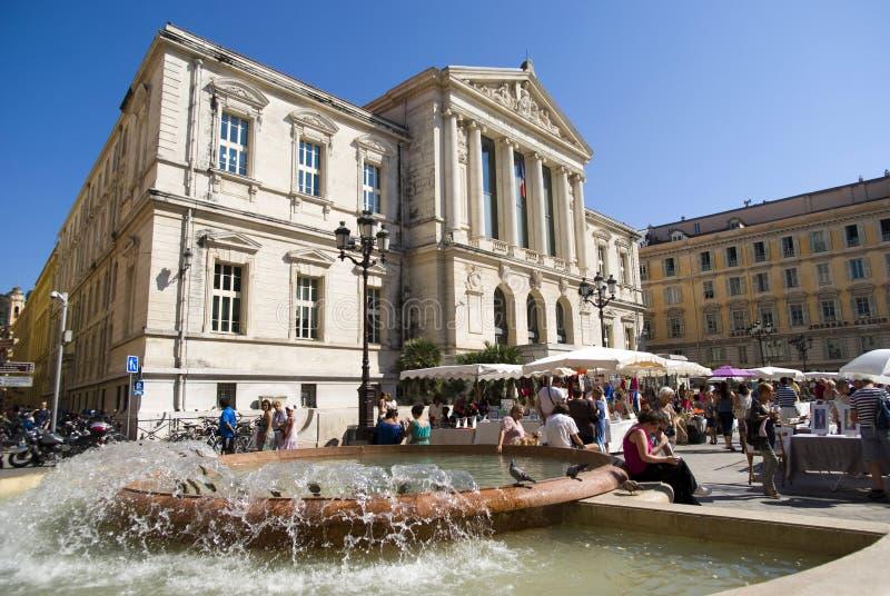 Tribunal à Nice photos libres de droits