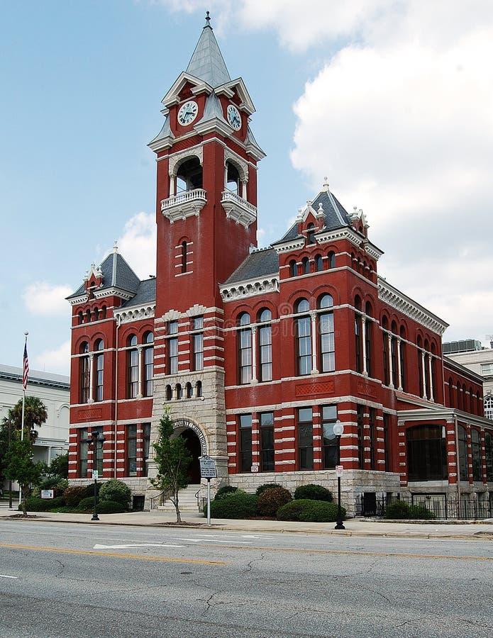 Tribunal de condado novo de Hanover fotos de stock