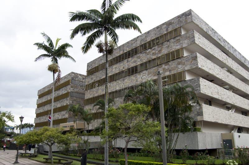 Tribunal de Justiça supremo de Costa Rica, o governo fotos de stock