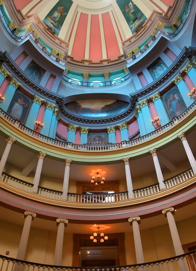 Tribunal de Saint Louis image stock