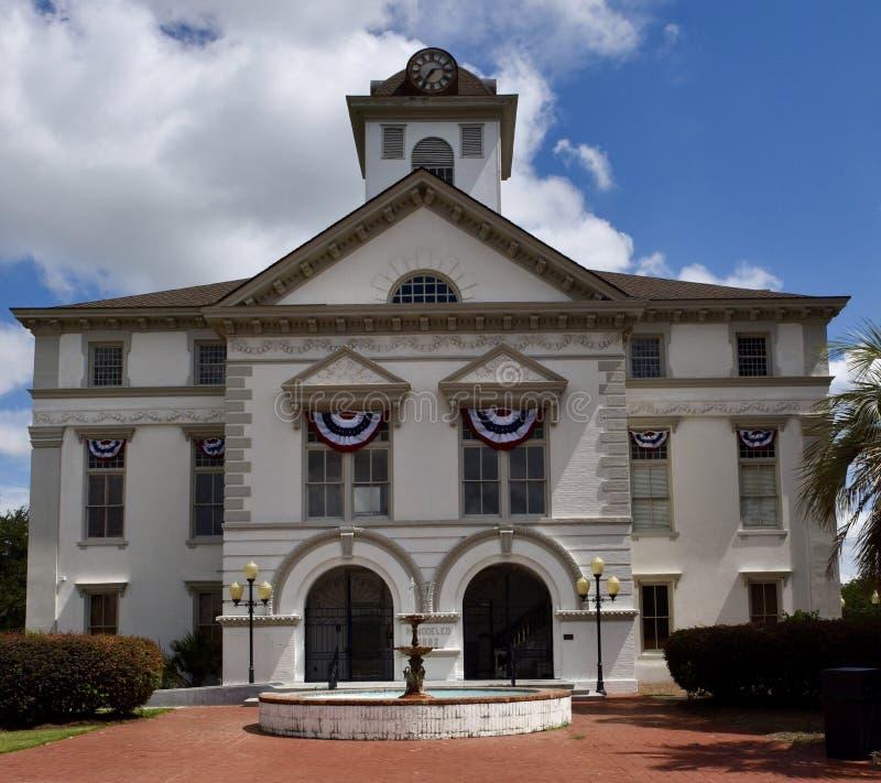 Tribunal del condado de Brooks imagen de archivo