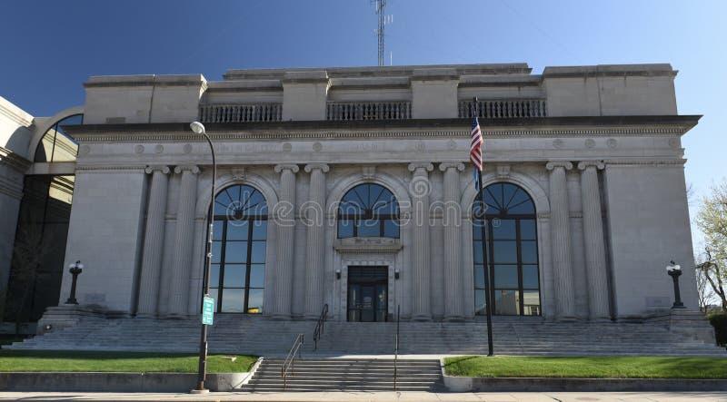 Tribunal del condado de Pennington imágenes de archivo libres de regalías