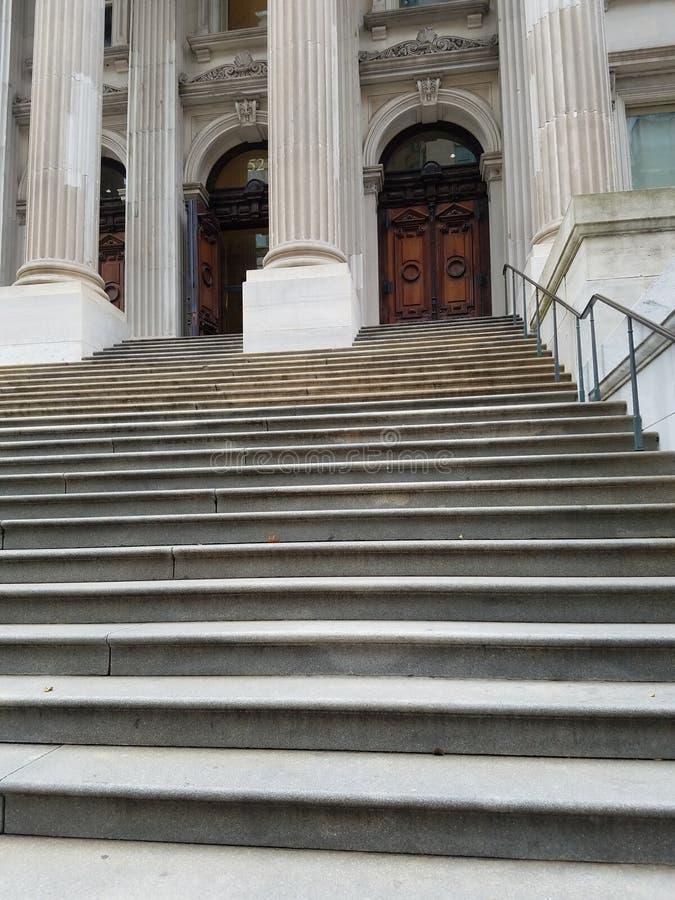 Tribunal del tweed, New York City imágenes de archivo libres de regalías