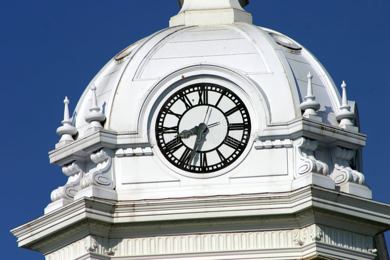Tribunal du comté de Maury photos stock