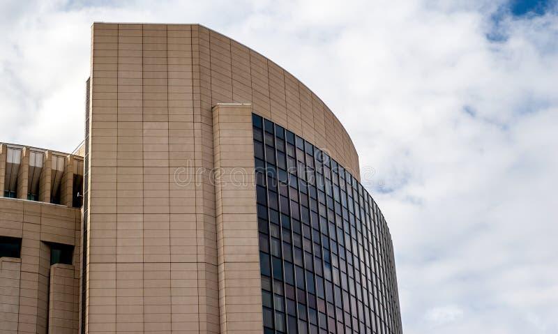Tribunal federal Kansas City Missouri foto de archivo libre de regalías