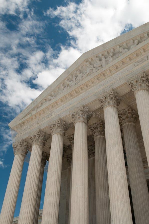Tribunal Supremo de los E.E.U.U. fotografía de archivo libre de regalías