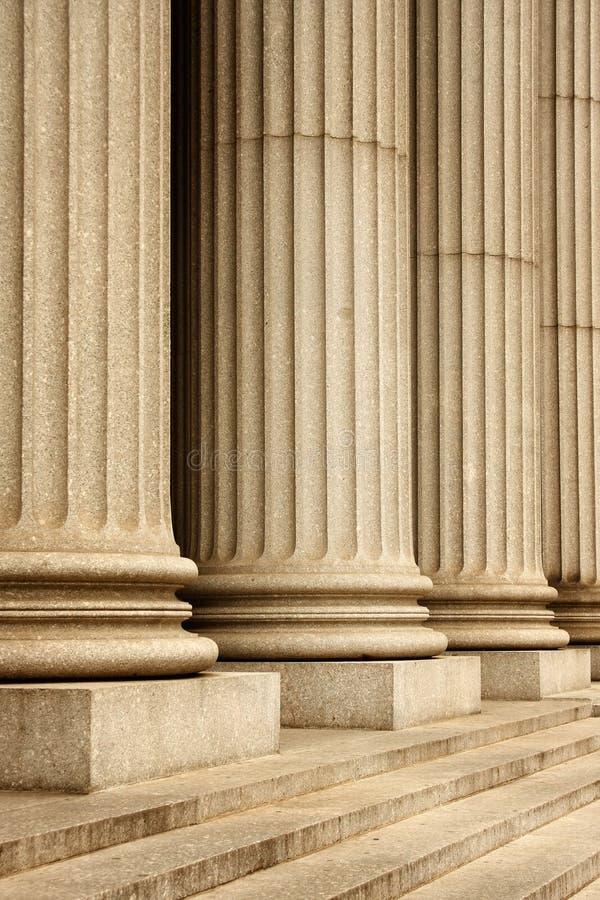 Tribunal Supremo de NYC foto de archivo