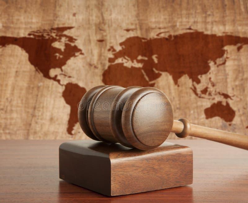 Tribunal stock image