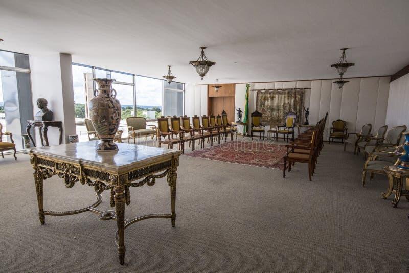 Tribunale - Brasília - DF federale - Brasile di Supremo immagine stock