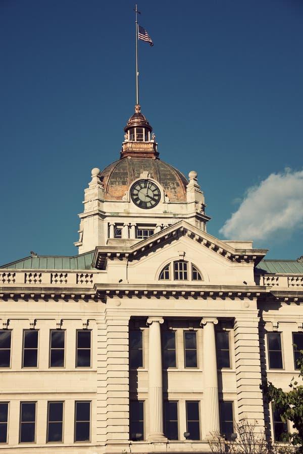 Tribunale della contea del Brown in Green Bay fotografia stock libera da diritti