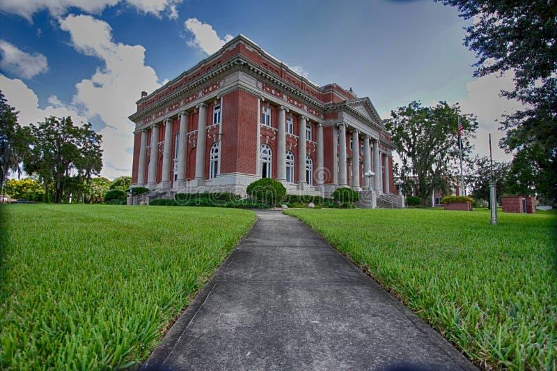 Tribunale di DeSoto immagine stock