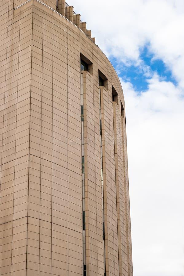 Tribunale federale Kansas City Missouri immagini stock