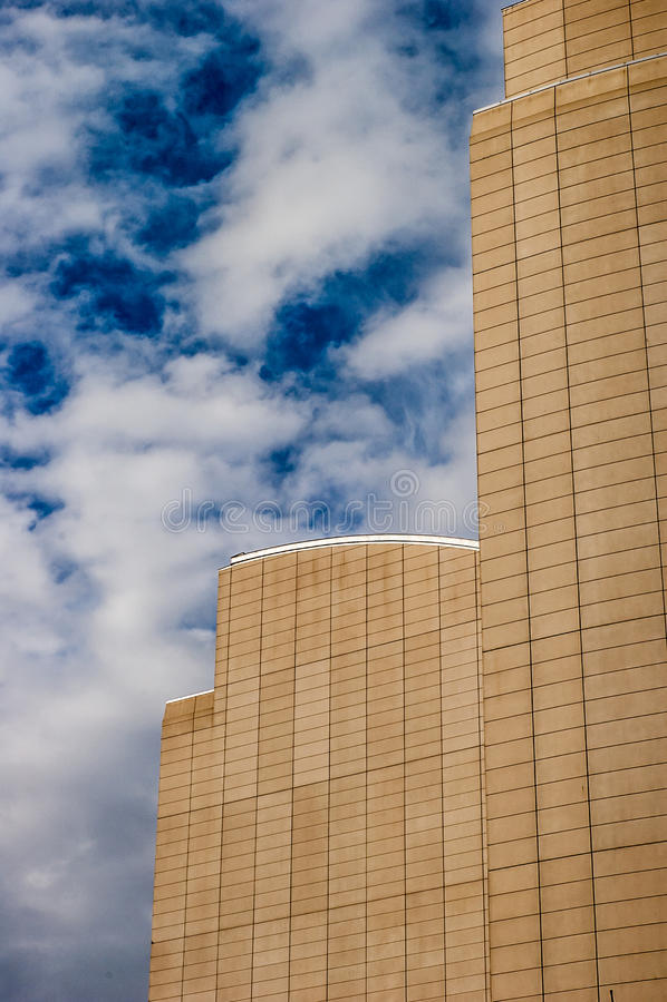 Tribunale federale Kansas City Missouri fotografie stock libere da diritti