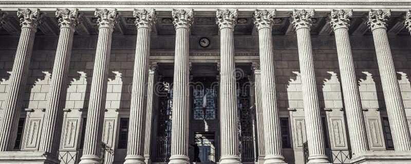 Tribunale a Lione, Francia fotografia stock libera da diritti