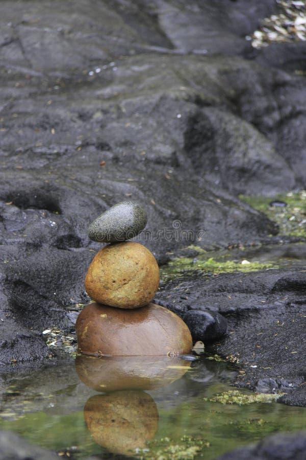 Tribune van rotsen stock afbeeldingen