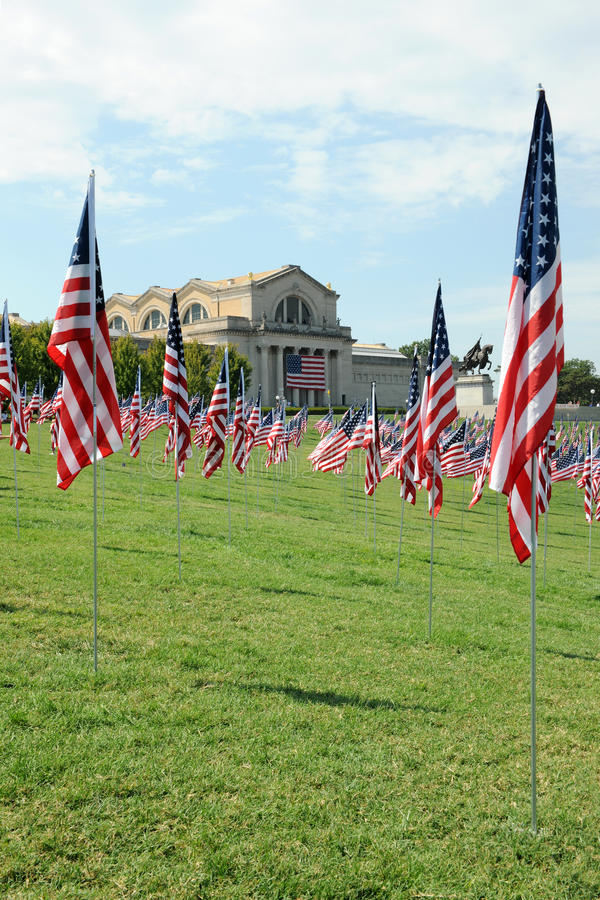 Download Tribute To 9-11 Victims In St. Louis Editorial Photography - Image: 21138502