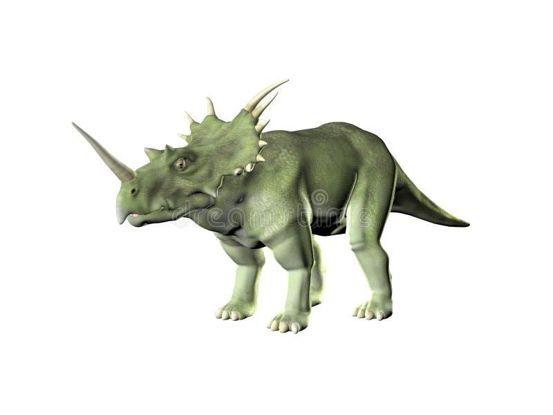 Download Triceratops stock illustration. Image of three, dinosaur - 6966692