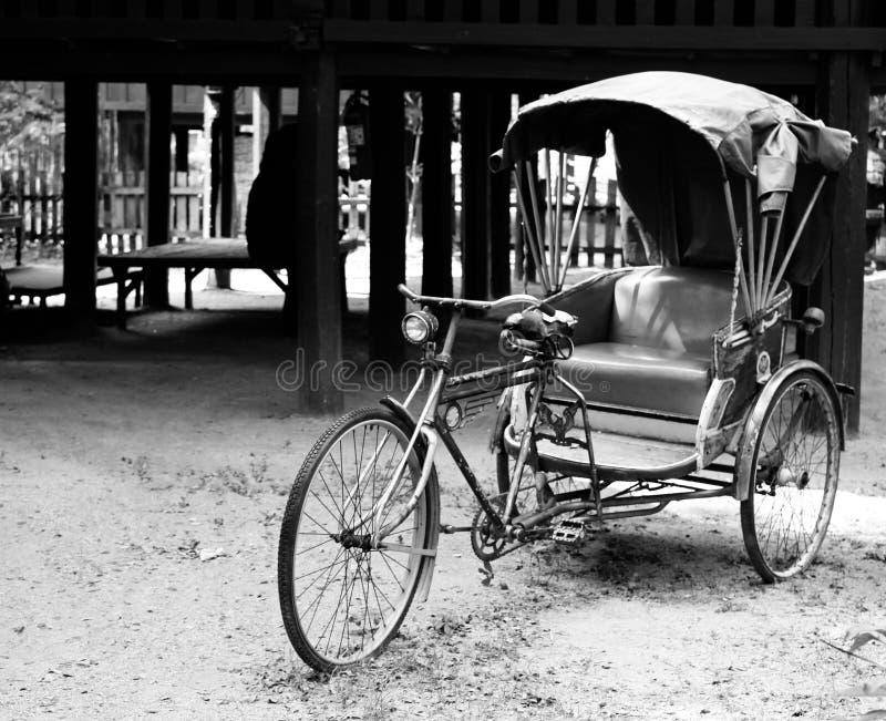 triciclo immagine stock