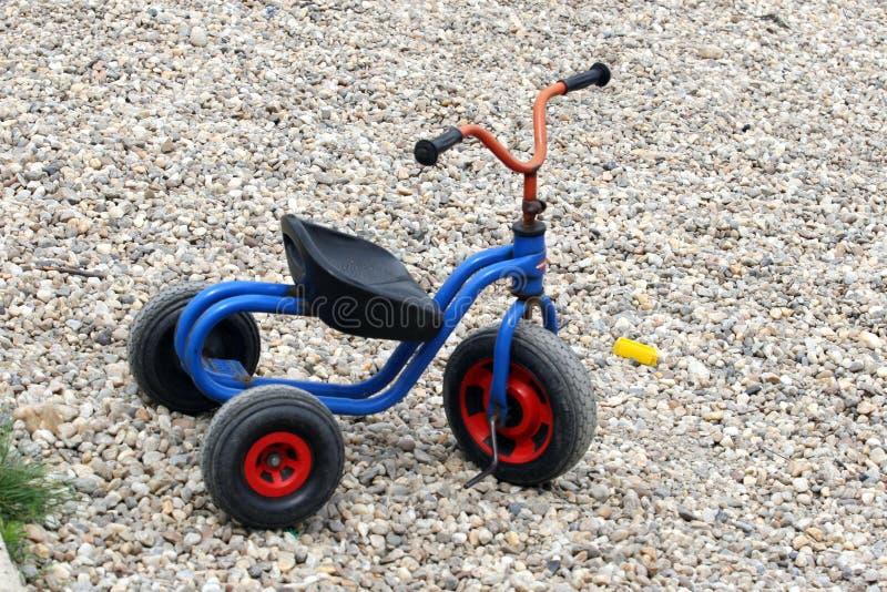 Triciclo del bambino immagini stock