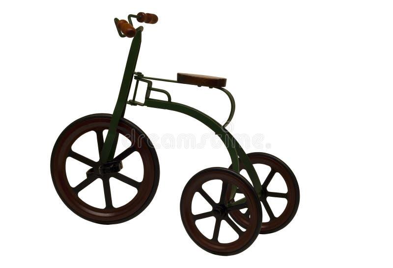 Triciclo dell'annata fotografia stock