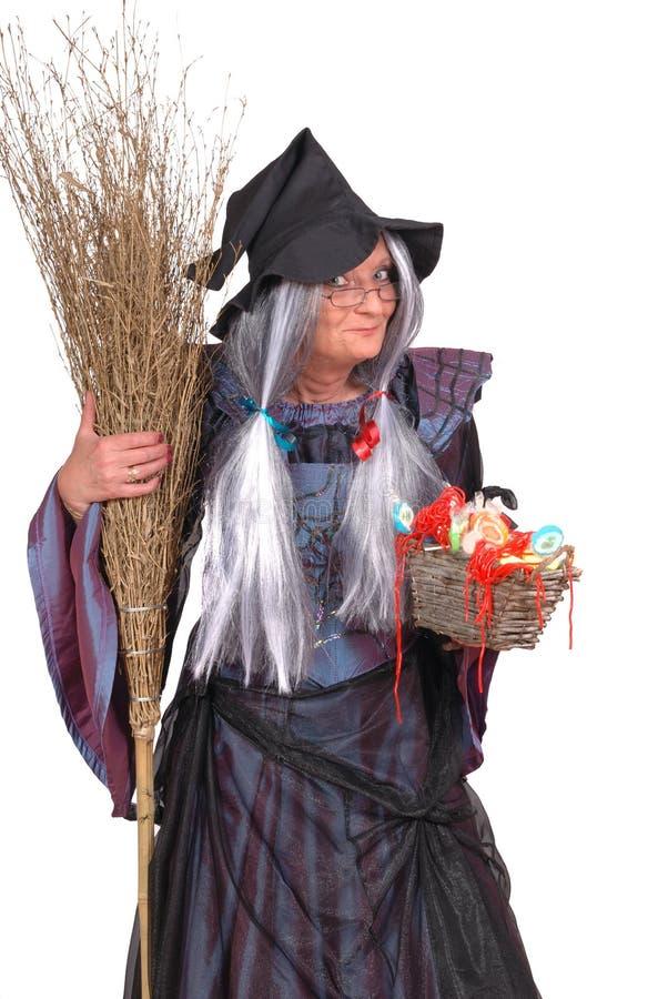 Trick oder Festlichkeit, Halloween stockbilder