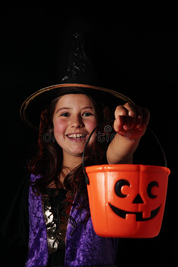 Download Trick or treat stock photo. Image of costume, sweets - 16306372