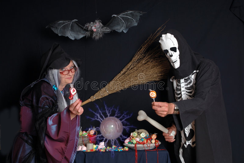 Download Trick or treat, halloween stock photo. Image of devilish - 2893380