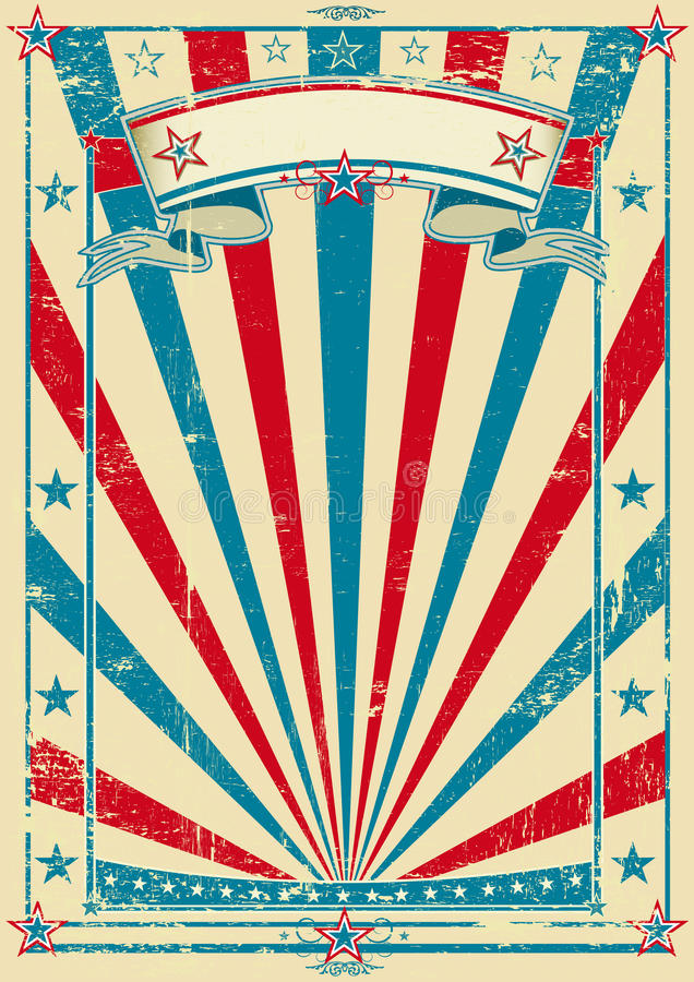 Download Tricolor grunge paper stock vector. Image of billboard - 23379555