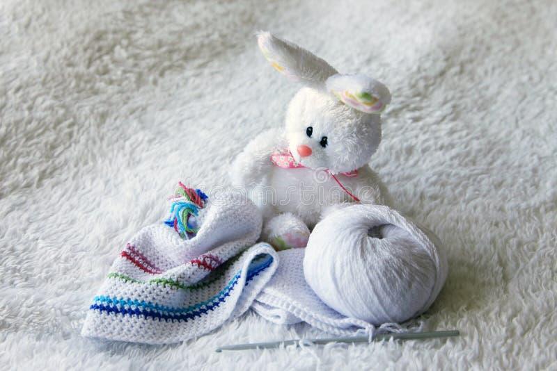 tricotage photo stock
