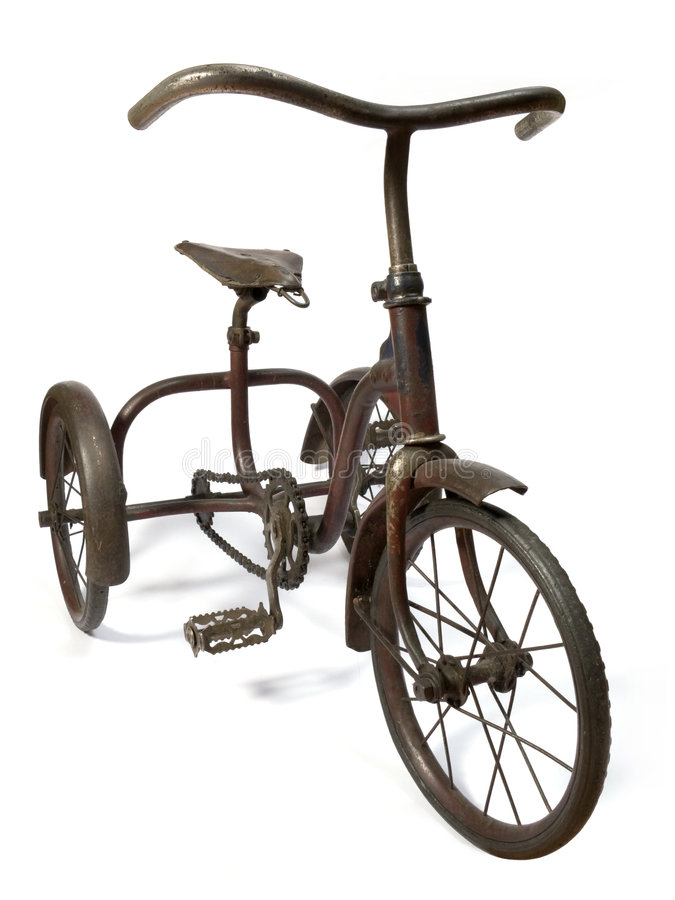 Download Tricycle Royalty Free Stock Images - Image: 4309579