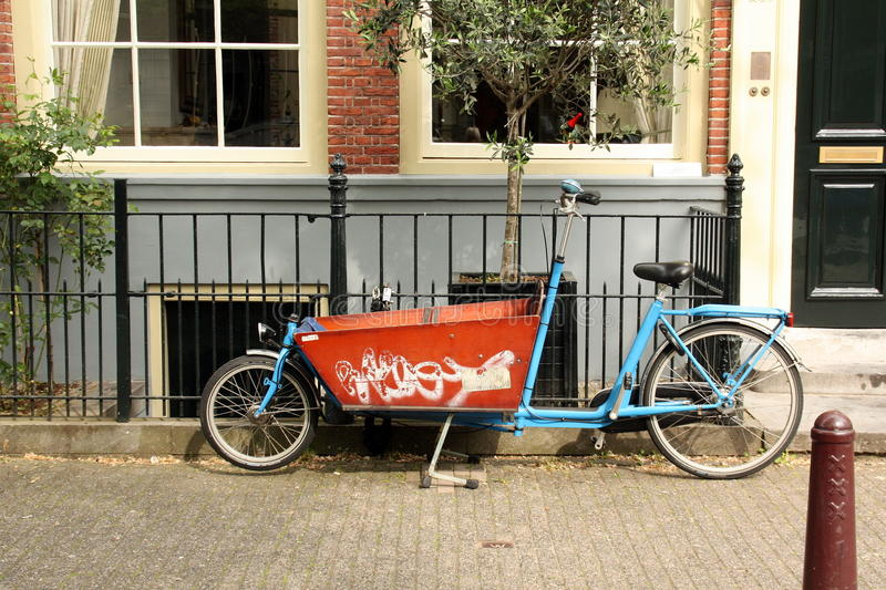 Tricycle stock photography