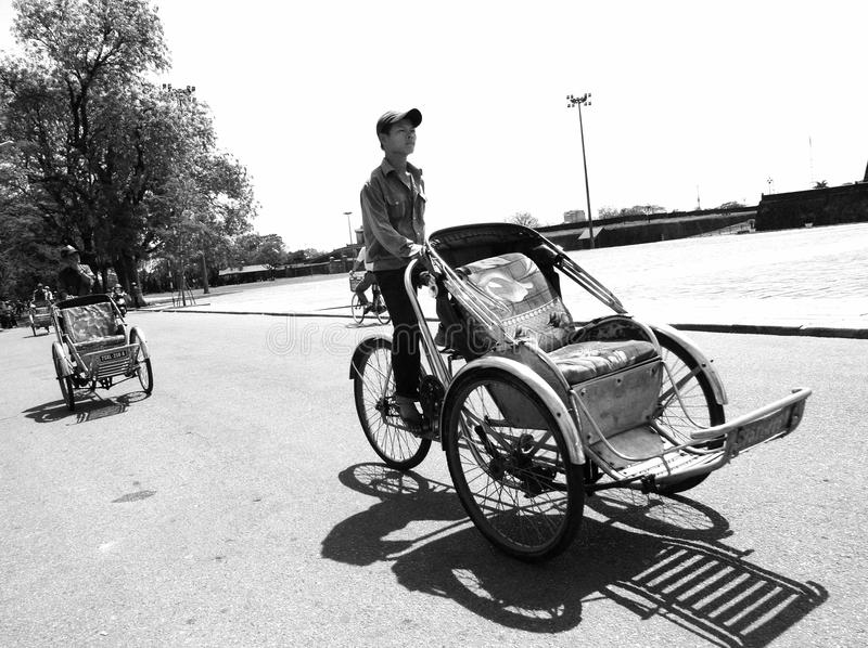 Tricycle Vietnam photos stock