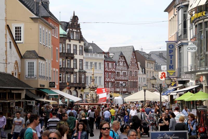 Trier imagenes de archivo