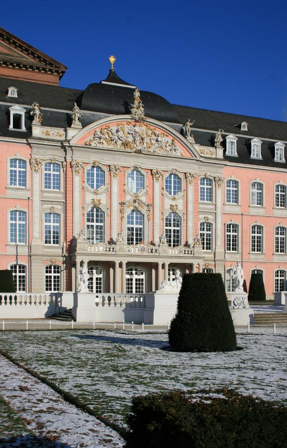 Download Trier Palace Royalty Free Stock Images - Image: 12006119