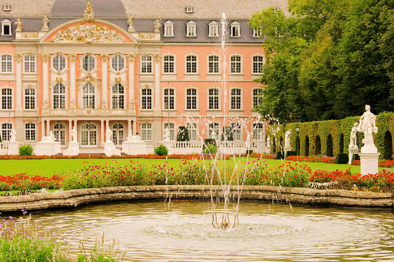 Download Trier palace stock image. Image of pink, trier, renaissance - 16588829