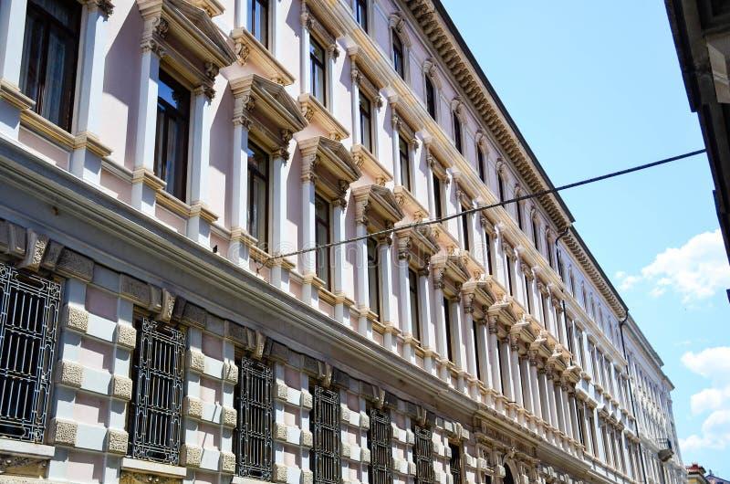 Triest, Италия стоковые изображения rf