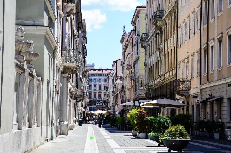Triest, Италия стоковое фото